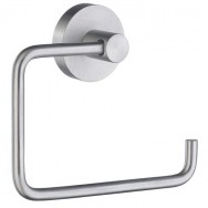 Home Toilet Roll Holder HS341 - Brushed Chrome