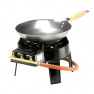 Original Pro 12.0Kw Hot Wok 4 Piece Gas Burner Set
