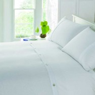 Bridlington Single Bed Set - White