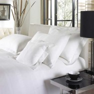 Fairmount Standard Pillowcase - White