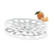 Fruiture White Fruit Bowl