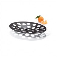 Fruiture Black Fruit Bowl