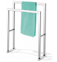 Zack Linea Polished Stainless Steel Towel Rack 40040