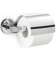 Zack Scala Polished Stainless Steel Covered Toilet Roll Holder 40051