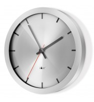 Zack Apollo Brushed Stainless Steel 30cm Wall Clock 60031