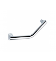 Pellet Arsis Evolution 135° Angled Grab Bar - Bright Anodized Aluminium