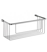 Sideline Shower Basket DK1002 - Polished Chrome