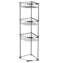 Sideline Free Standing Corner Bathroom Basket DK2051
