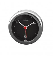 Desire Black 10-2-6 Alarm Clock
