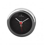 Desire Black Baton Alarm Clock