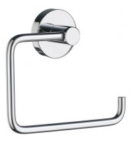 Home Toilet Roll Holder HK341 - Polished Chrome