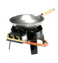 Original Pro 12.0Kw Hot Wok 4 Piece Gas Burner Set