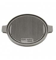 Hot Wok 32.5cm Reversible Grill & Pancake Pan