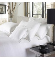 Fairmount Single Duvet Cover - White
