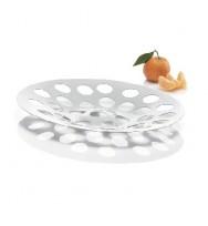 Fruiture White Fruit Bowl