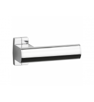 Pellet Arsis Elliptical Toilet Roll Holder - Bright Anodized Aluminium