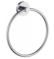 Home Towel Ring HK344 - Polished Chrome