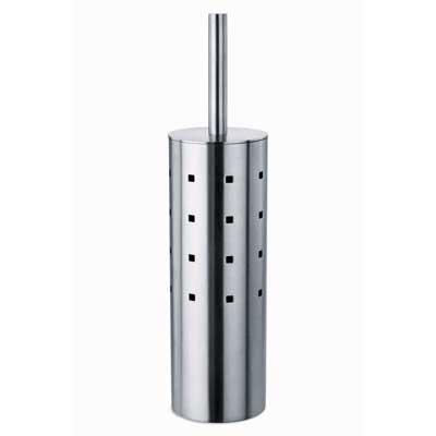 Zack Stainless Steel Caro Free Standing Toilet Brush set