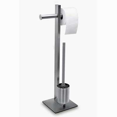 Zack Stainless Steel Fresco Toilet Butler