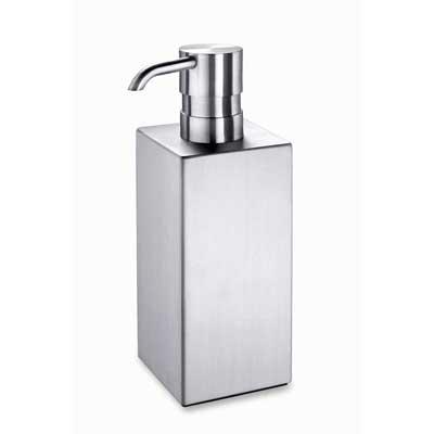 Zack Stainless Steel Sapone Soap Dispenser