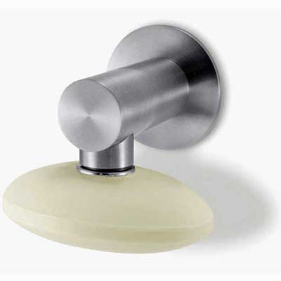 Zack Stainless Steel Marino Magnetic Soap Holder
