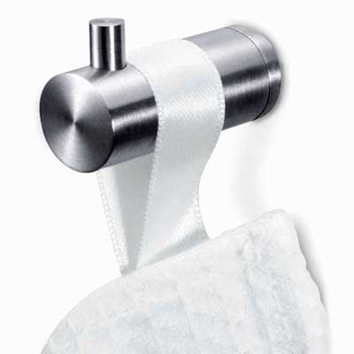 Zack Stainless Steel Civio Towel Hook