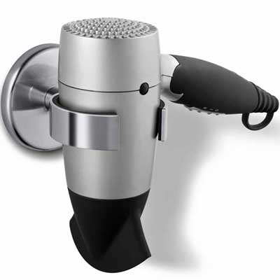 Foccio Hair Dryer Holder