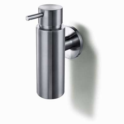 Zack Stainless Steel Manola Soap Dispenser