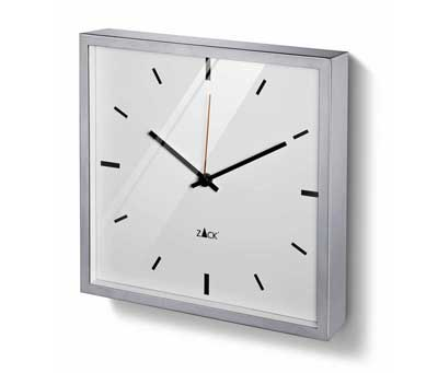 Durata Square Wall Clock