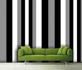 Broadstripe Wall Covering from House Couturier