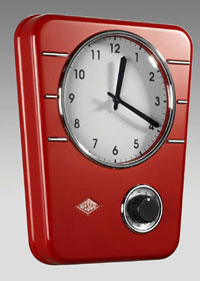 classic line clock