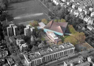 Commonwealth Institute Building