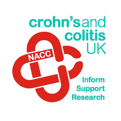 Crohn's and Colitis UK Logo