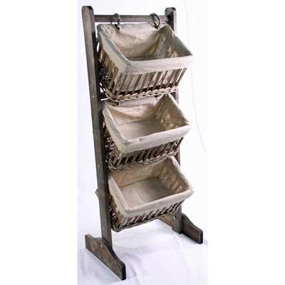 french bathroom storage basket
