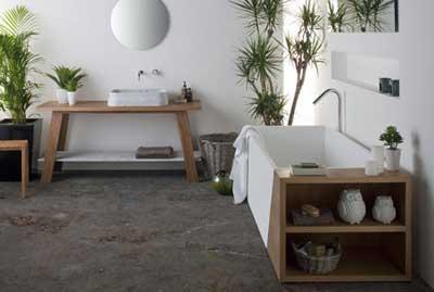 Latis bathroom