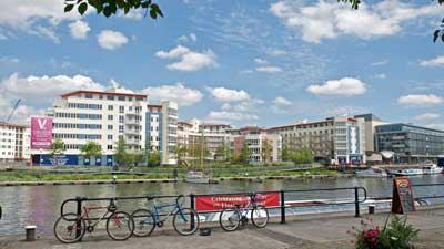 Crest Nicholsons Harbourside Development, Bristol