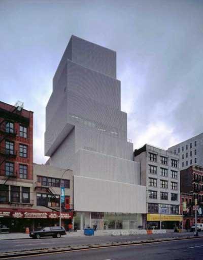 SANAA designed building