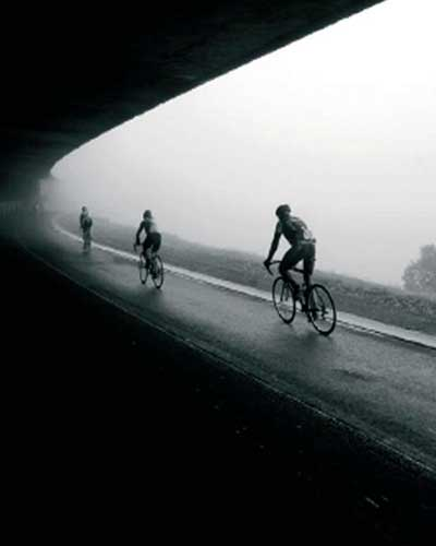 cycling photograph
