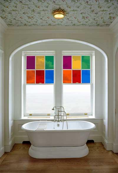 Purlfrost window film