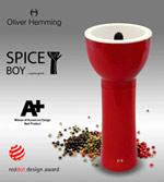 spiceboy spice grinder