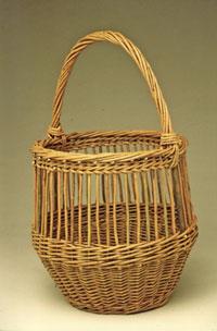 Round Shopper Basket