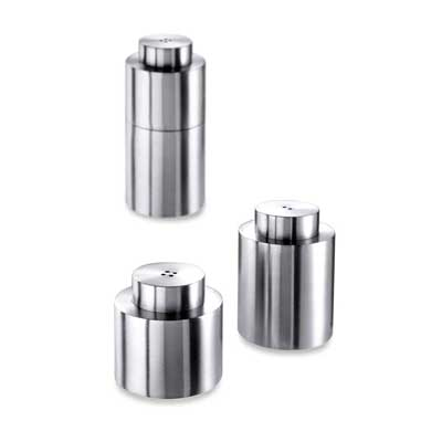 Zack Sopra Stackable Salt & Pepper Shakers