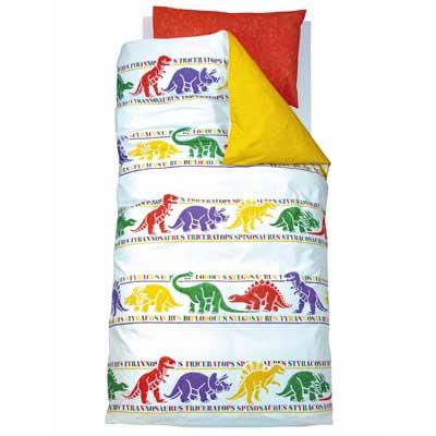 Tessuti Dinosaur Quilt Cover