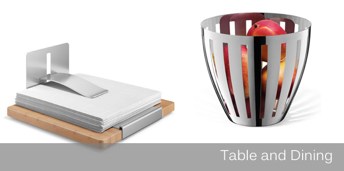 table and dining accessories